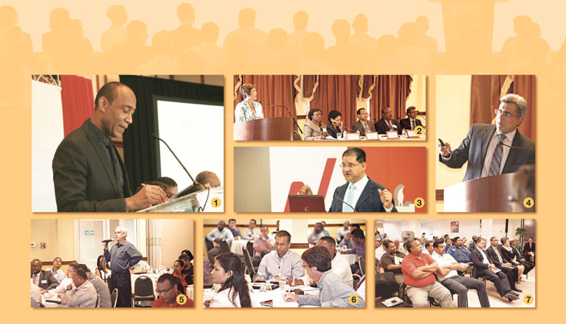 NGC Group Hosts Vendors' Forum