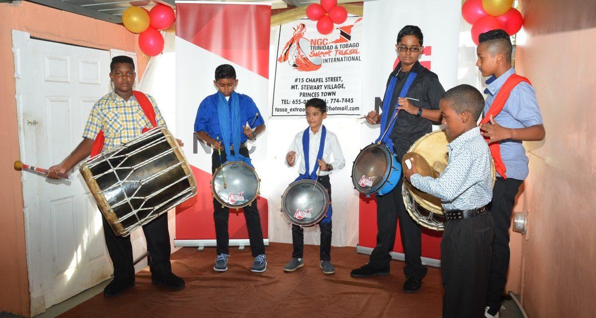 Media Release: NGC Trinidad & Tobago Sweet Tassa Grad 2017