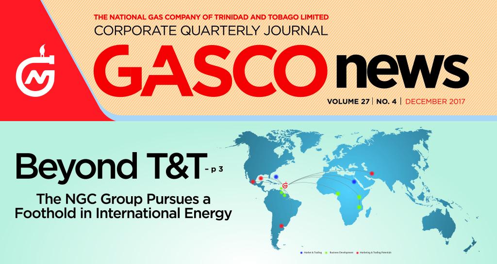 Gasco News December 2017 Vol 27 Issue No 4