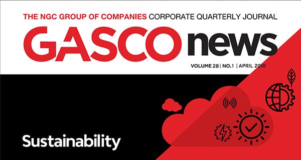 Gasco News April 2018 Vol 28 No 1