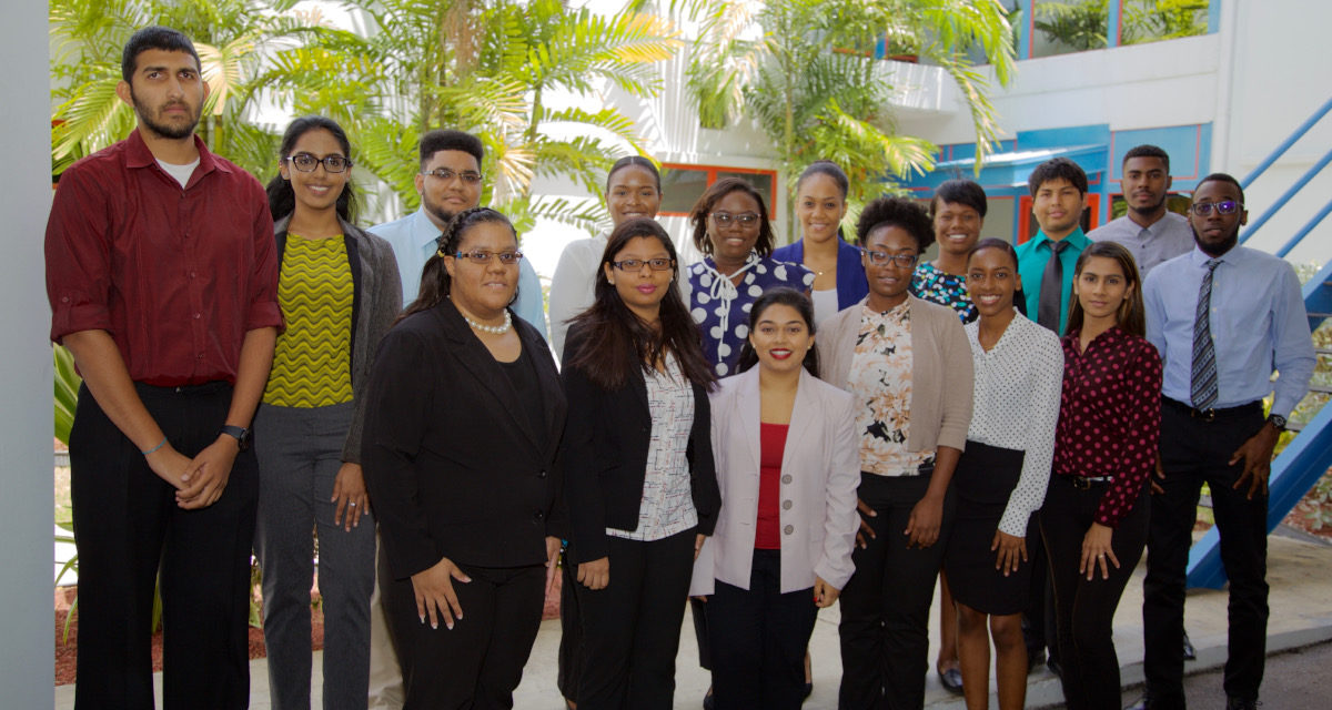 Media Release: NGC's annual Vacation Interns Programme