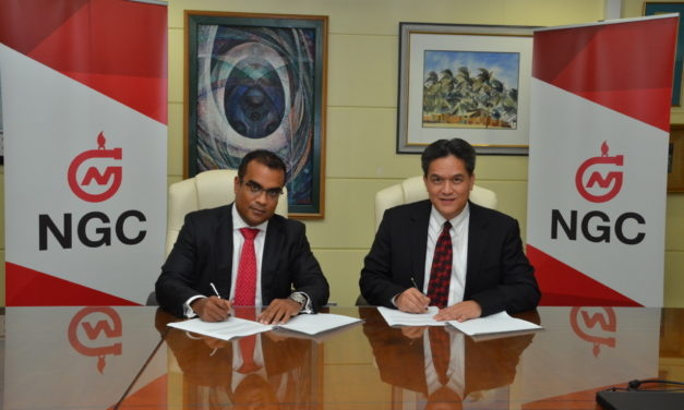 Media Release: NGC and DeNovo Sign First Gas Agreement