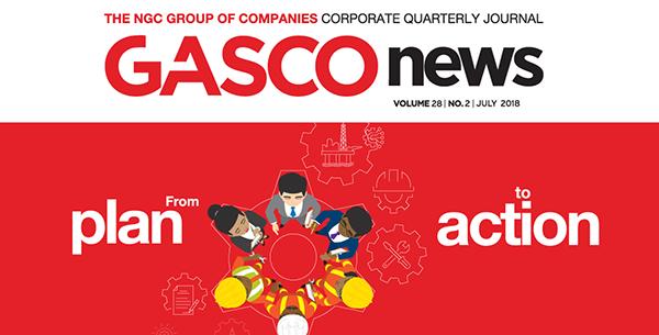 Gasco News July 2018 Vol 28 No 2