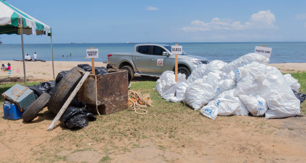 Media Release: NGC Group Participates in ICC Beach Cleanup