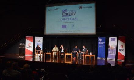 Media Release: NGC and IAMovement REthinking Energy Video Series