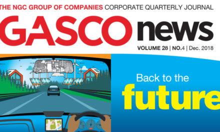 Gasco News December 2018 Vol 28 No 4