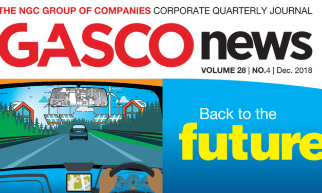 Gasco News December 2018 Vol 28 No 4