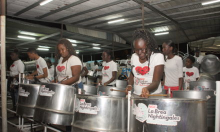 Media Release: NGC Supports Three Sponsored Steelbands