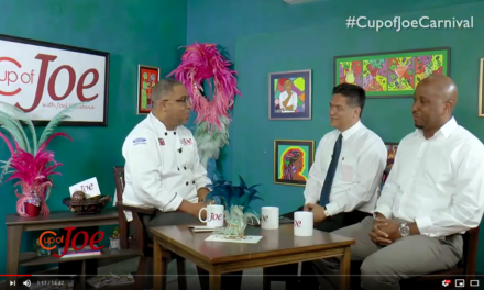 Interview with NGC President, Mark Loquan – Cup of Joe [Video]