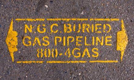 Attention General Public: Notification of Application of Natural Gas Odorant to Odorizer Units