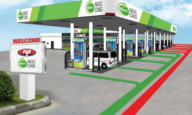 NGC CNG: State of the Art CNG Station at Preysal