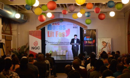 Speech: Bocas Lit Fest Prize-giving Ceremony