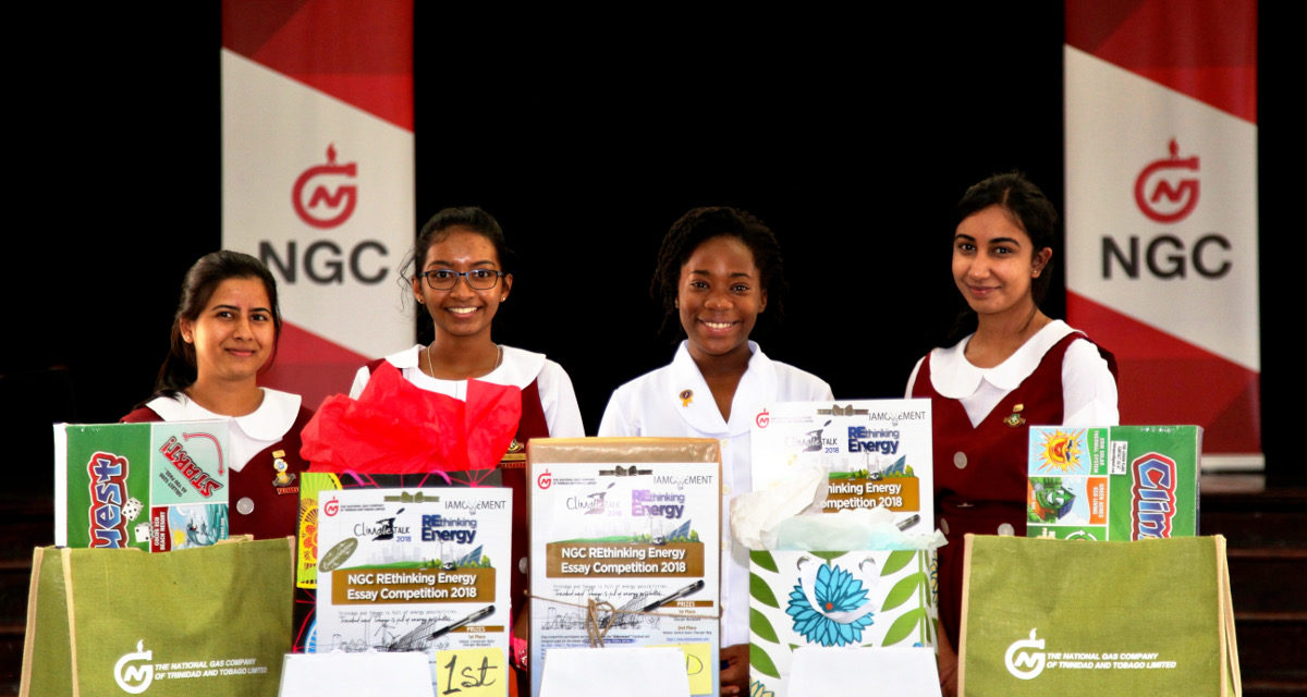 Students REThink T&T's Renewable Energy Future