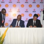 NGC and Shell Sign Term Sheet Agreement [Video]