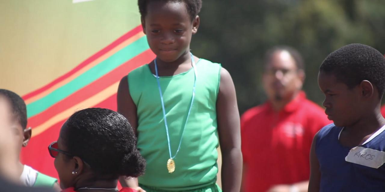 La Brea Zonal Primary Schools Games [Video]