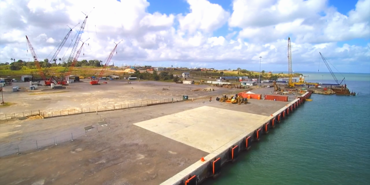 Supporting Infrastructure for CGCL's Natural Gas to Petrochemicals Complex [Video]