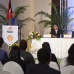 Speeches at NGC and Shell Term Sheet Agreement Signing