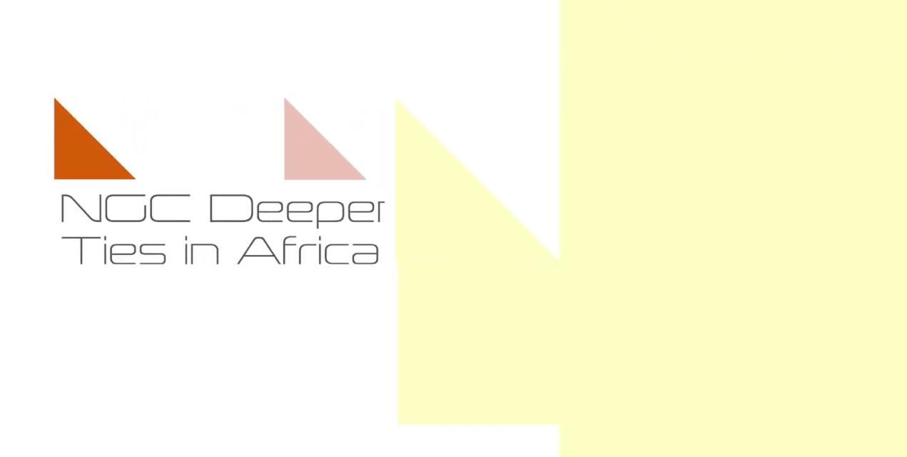 NGC Deepens Ties in Africa [Video]