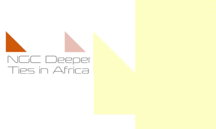 NGC Deepens Ties in Africa [Video]
