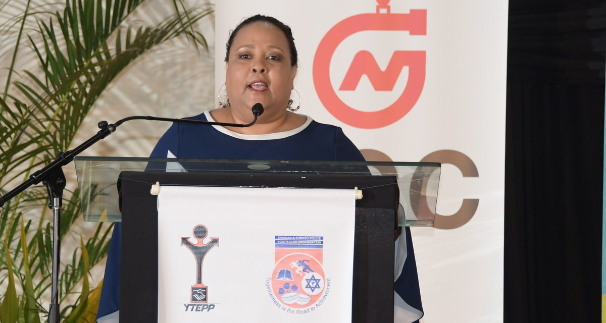 Speech at Graduation Ceremony for YTEPP Vocational Skills Programme for NGC-supported PYCs