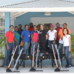 Media Release: NGC volunteers at LIFE Centre