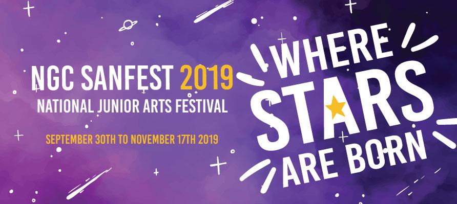NGC Sanfest: 30th Sept to 17th Nov, 2019