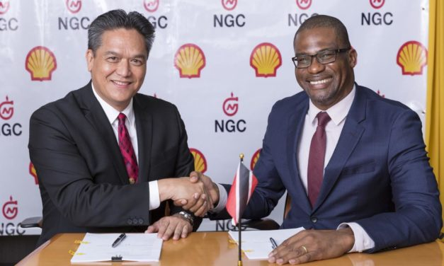 Media Release: NGC and Shell sign Gas Sales Contract