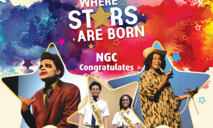NGC Congratulates Mr. and Miss NGC Sanfest 2019
