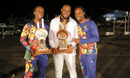 Triumph and Success; NGC Couva Joylanders Victorious