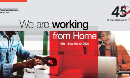 Notice: NGC's Work from Home Arrangement in Response to CoViD-19