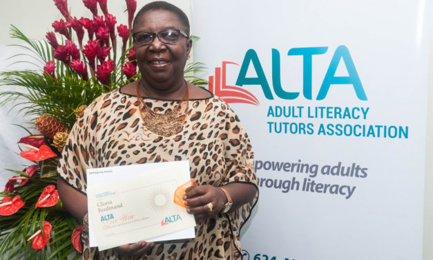 Ten Thousand Persons Stand Tall with NGC and ALTA to Promote Literacy