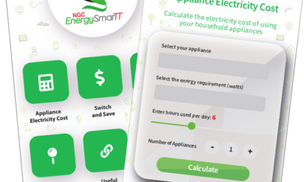 NGC Pioneers Energy Efficiency App, Energy SmarTT
