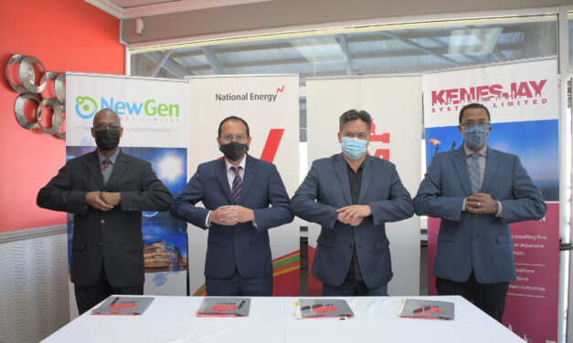 Media Release: NGC Signs MOU with Kenesjay Green, NewGen for Carbon-Neutral Hydrogen