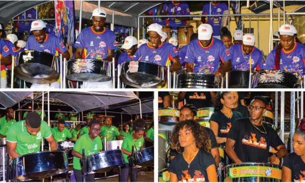 Fifty Years of Pan Trinbago