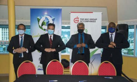 Media Statement: The NGC Group and SWMCOL sign MOU